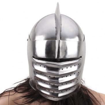"""14"""" Medieval Italian Helmet"""