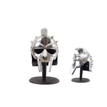 Steel Helmet Of The Spaniard - Gladiator
