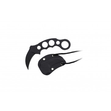 "6 3/8"" Karambit Neck Knife"