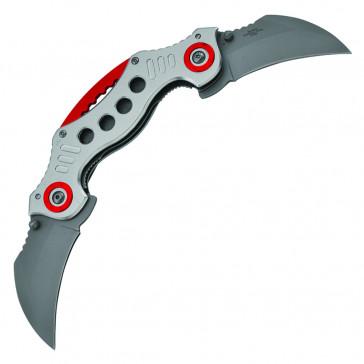 "8.5"" Double Blade Pocket Knife"