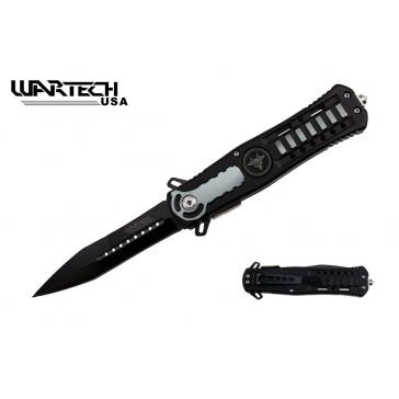 """8.25"""" Spring Assisted Pocket Knife"""