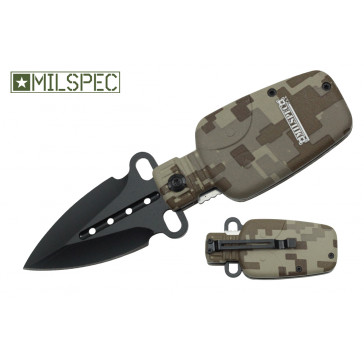 """6"""" Water Canteen Pocket Knife"""
