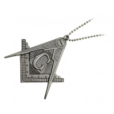 Freemason Neck Knife w/Hidden Blade