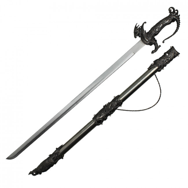 "Wuu Jau Co, Inc - 36"" Dragon Sword"