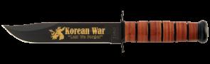 KOREAN WAR, USMC, INCLUDE BROWN LEATHER SHEATH