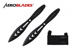 """5.5"""" 2pc. Blackwater Throwing Knives"""