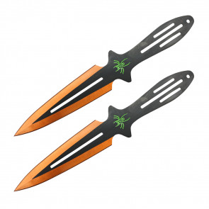 "9"" Spider throwing knives"