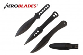 Assorted Throwing Knives