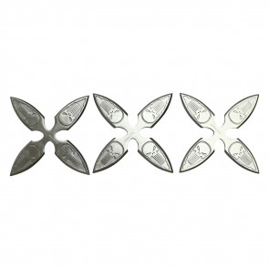 "4"" Throwing Star"