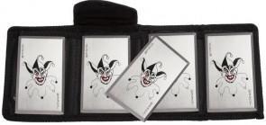 4 Piece Throwing Cards - The Joker