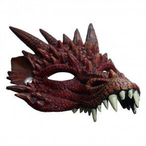 Fire Dragon Foam Mask