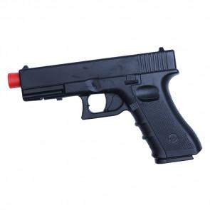 "9"" BLACK POLYPROPYLENE GUN"