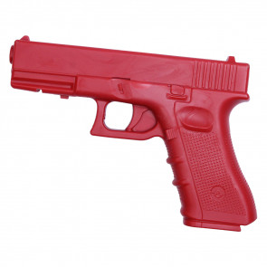 "9"" RED POLYPROPYLENE GUN"