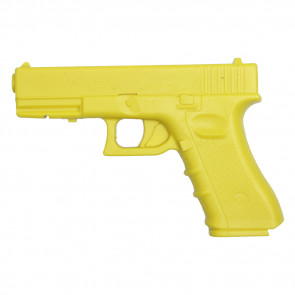 "9"" YELLOW POLYPROPYLENE GUN"