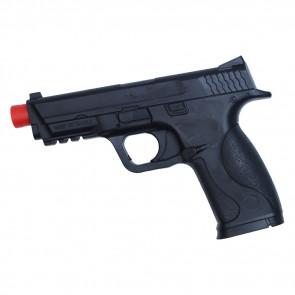 "8"" BLACK POLYPROPYLENE GUN"