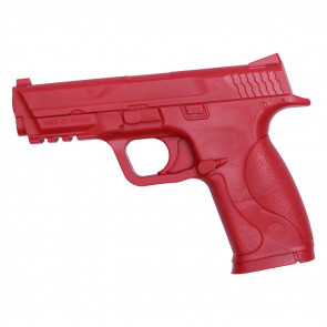 "8"" RED POLYPROPYLENE GUN"