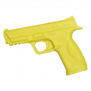 "8"" YELLOW POLYPROPYLENE GUN"