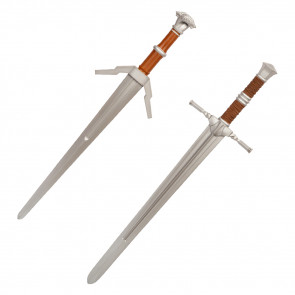 THE WITCHER FOAM SWORD SET