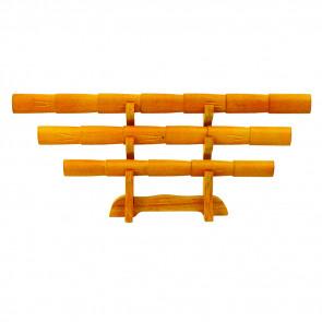 Miniature Bamboo Set (Red)