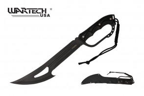 "20.5"" Machete w/ Gut Hook"