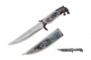"13 1/8"" Wolf Dagger"