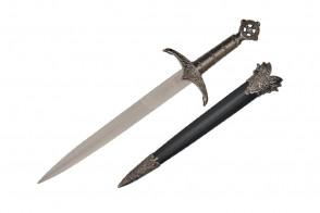 "17 1/2"" Medieval Dagger"