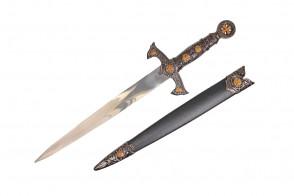 "15 3/4"" Medieval Dagger"