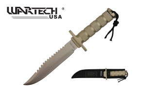 "12"" Survival Knife"