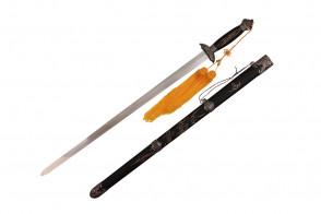 "39 1/2"" Tai Chi Sword w/ Dragon Saya"