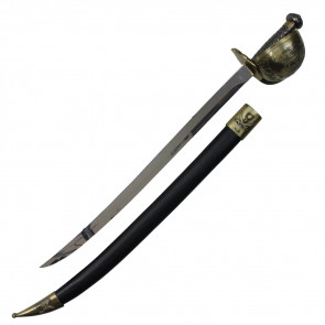 "28"" Classic Pirate Sword w/ Hilt"