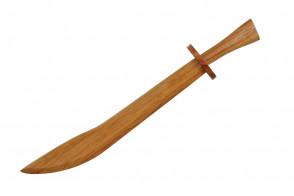"""34.5"""" Wooden Practice Pirate Sword"""