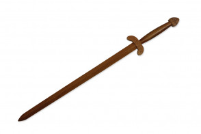 "39"" Wooden Thai Chi Sword"