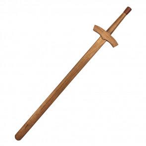 """24"""" Wooden Medieval Practice Sword"""