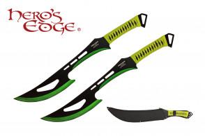 "24"" Technicolor Ninja Sword Set"