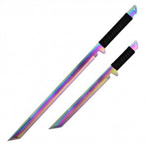 "27"" & 18.25""  Ninja Sword"