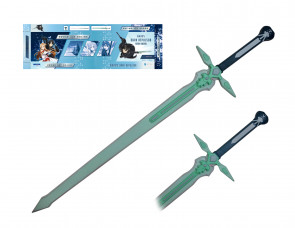 Kirito's Dark Repulsor Foam Sword / Sword Art Online /