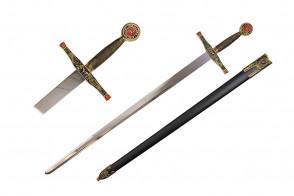 "40"" King Arthur Sword (Sword & Sheath)"