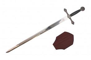 "41 3/8"" Dragon Segreant Jeweled Sword"