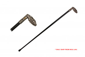 "37"" Walking Cane - Grenade"