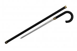 """36.25"""" Hooked Cane Sword"""