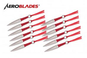 """5.5"""" Kunai Throwing Knife Set"""