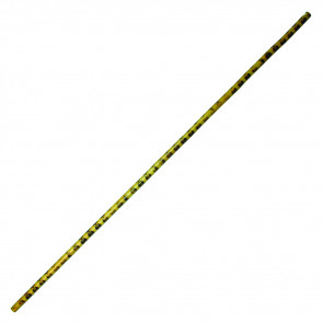 6' Bo Staff (Burned Rattan)