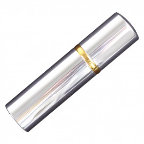 Chrome Lipstick Pepper Spray