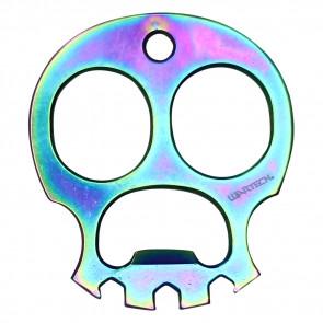 """2.5"""" Skull Keychain"""