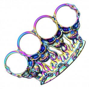 Skull Flame Knuckles (Rainbow)