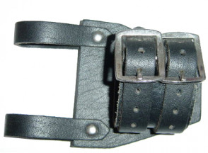 Sword Frog w/ Belt Loop