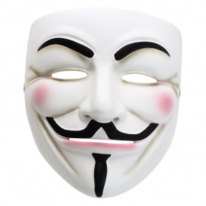 RESIN MASK - Guy Faux V for Vendetta