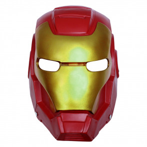 RESIN HELMET-MASK - Steel Hero