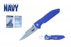 """8 1/8"""" Officially Licensed U.S. Navy  Pocket Knife"""