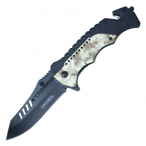 "8 1/2"" Assisted Open Pocket Knife"